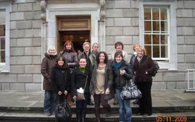 Irsko – Listopad 2009