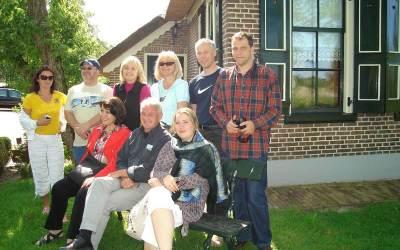 Holandsko – Květen 2010