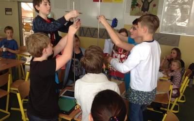 6. A Celoškolní prezentace – fyzika