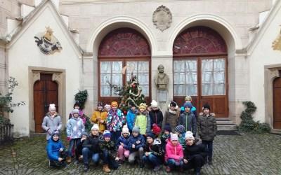Vánoce na zámku Žleby