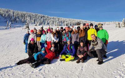 Lyžařský a snowboardový výcvik 2019