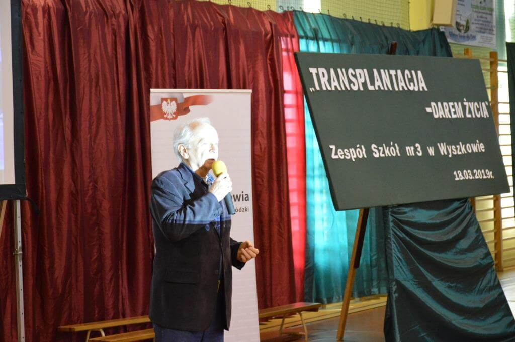 Transplantacja- darem życia