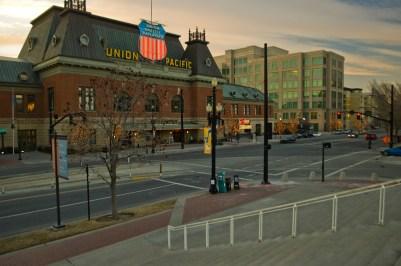 Union Pacific Depot