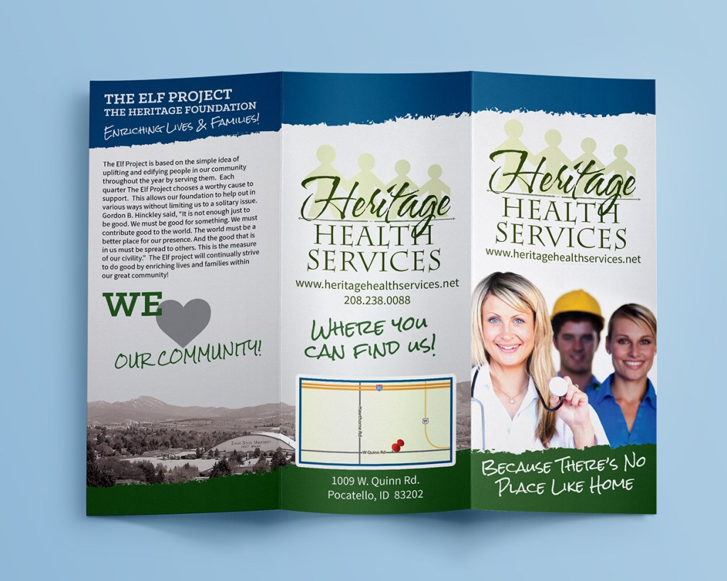 Heritage Health Services - Brochure