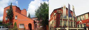 szkoła policealna Płock, szkoła, Płock, lekcje, zajęcia, budynek, wygląd