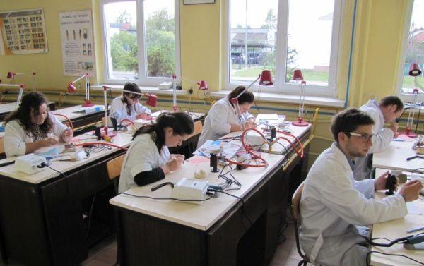 Pracownia / Workshop/ Лаборатория