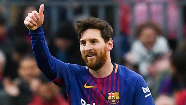 A BDS mozgalom nem akarja, hogy Messi Jeruzsálemben lépjen pályára