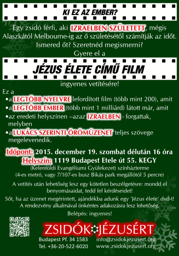 JezusFilmMeghivo