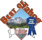Best of Tahoe award