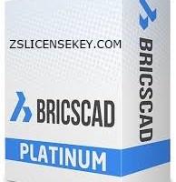 bricsccAD platinum logo