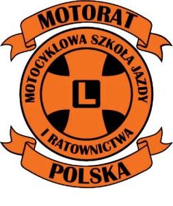 MotoRat logo akcept prasowanka