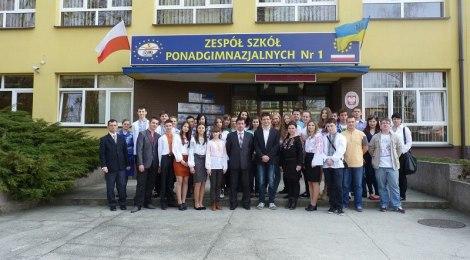 Wymiana polsko-ukraińska 2013