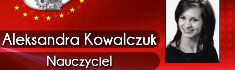 Aleksandra Kowalczuk