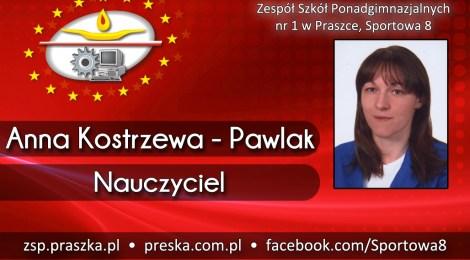 Anna Kostrzewa-Pawlak
