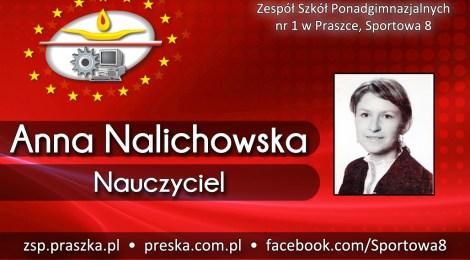 Anna Nalichowska
