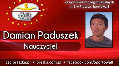 Damian Paduszek