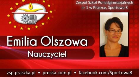 Emilia Olszowa