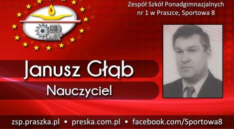 Janusz Głąb