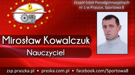Mirosław Kowalczuk