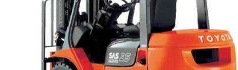 Kurs na wózki jezdniowe z napędem silnikowym + LPG