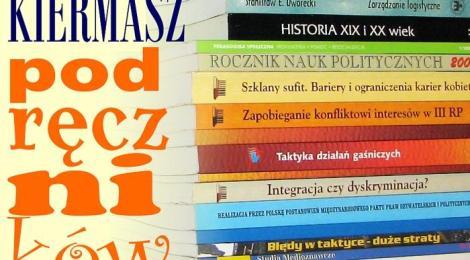 Kiermasz książek i podręczników