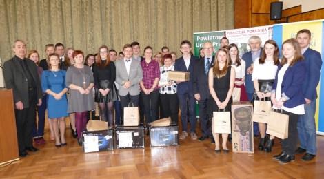 Sukces w I Powiatowym Konkursie Wiedzy o Rynku Pracy