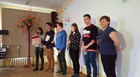 Mistrzostwa szkoły w łamigłówkach.
