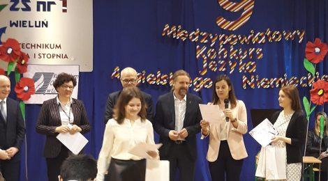 IX Międzypowiatowy Konkurs Języka Angielskiego i Niemieckieg