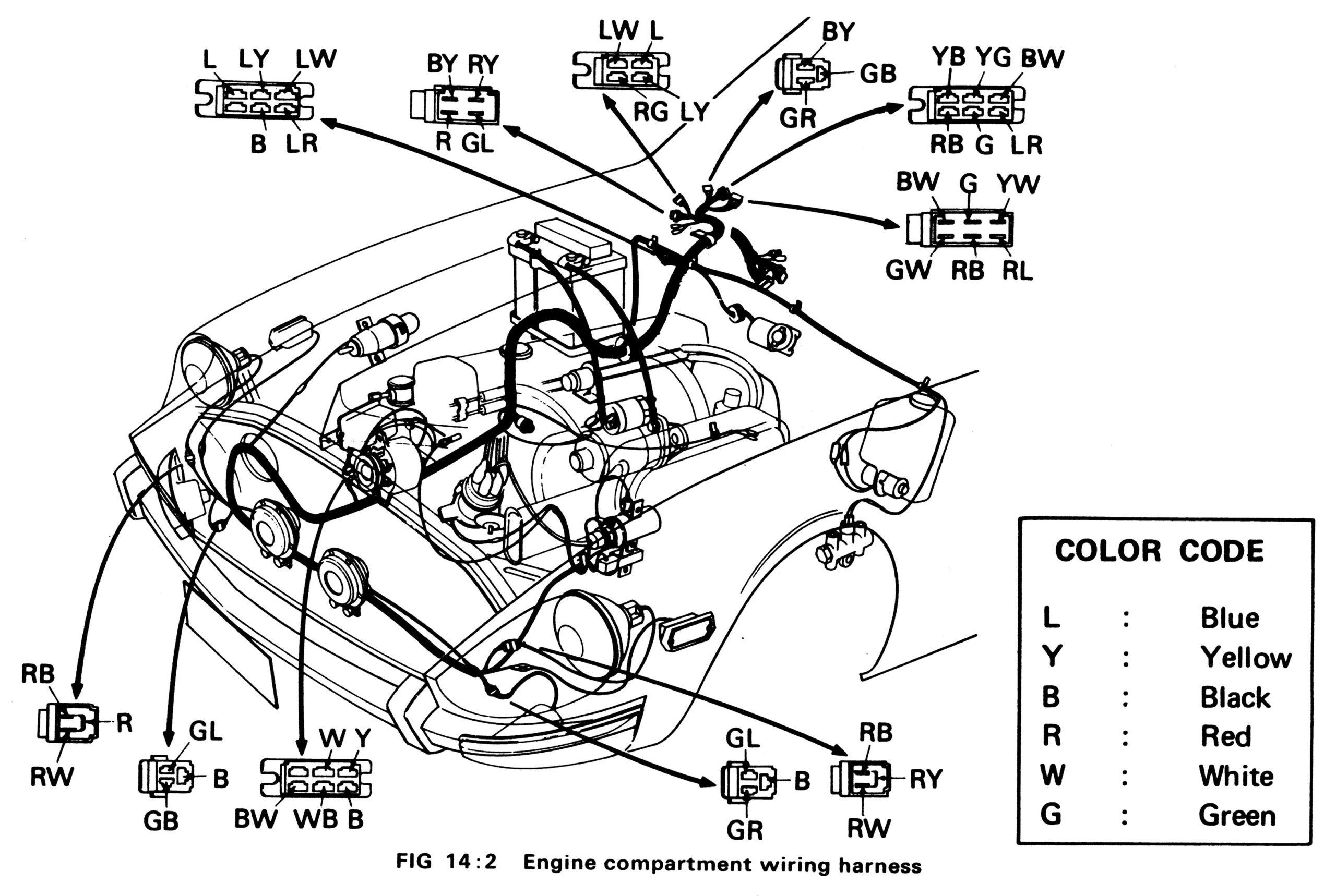 Z Specialties Parts Diagrams 78 240z 260z Amp 280z