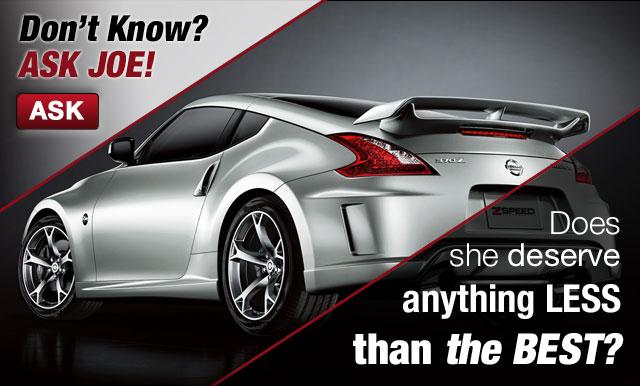 ZSpeed performance - parts for Nissan 300ZX, 350Z, 370Z, Infiniti