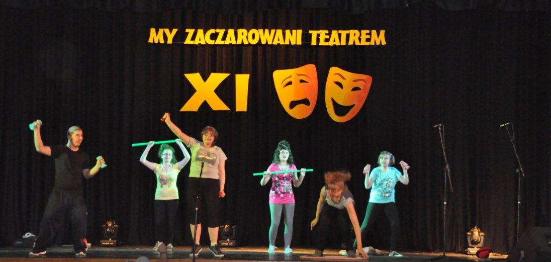 """XI Gdyński Przegląd Teatralny Placówek Specjalnych """"My Zaczarowani Teatrem"""""""