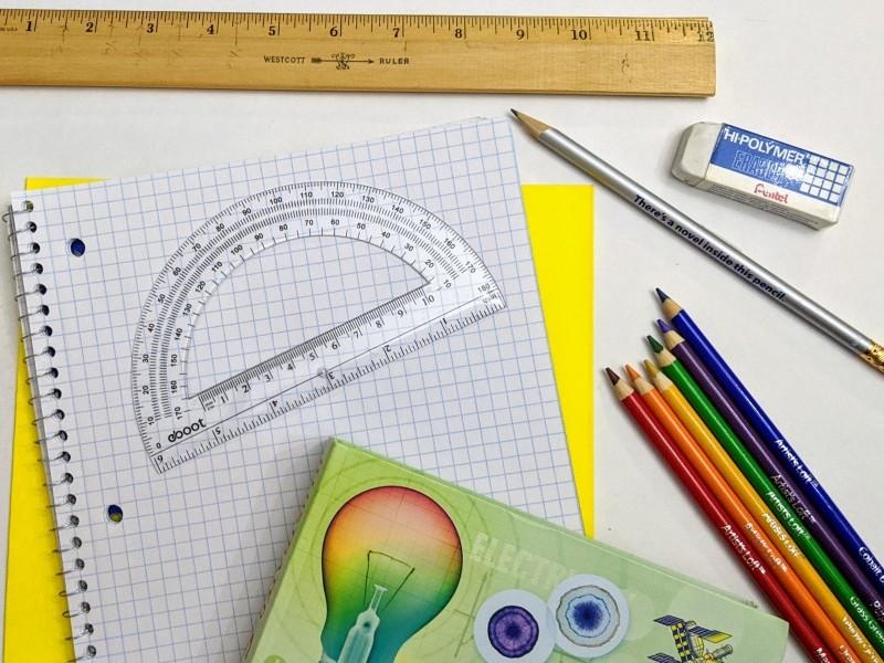 Učebné pomôcky pre žiakov 1. – 9. ročníka