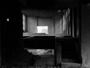 Ex-cement factory.