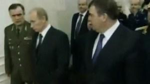 А.Сердюков & В.Путин