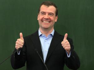 Отчет Медведева за работу в 2016 | Блог З.С.В.