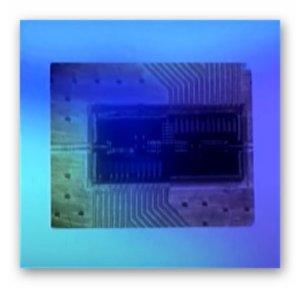 Чип квантового компьютера | Блог З.С.В. Свобода слова