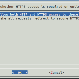 Setup SSL Lets Encrypt HTTP HTTPS