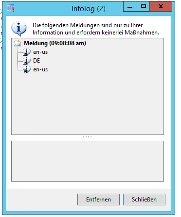 Get User, Company and System Language in AX2012