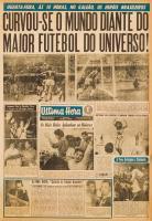 Capa Ultima Hora Copa 58