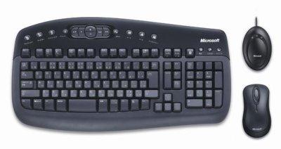 Microsoft Wireless Optical Desktop 1000