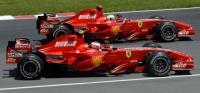 Ferraris na pista