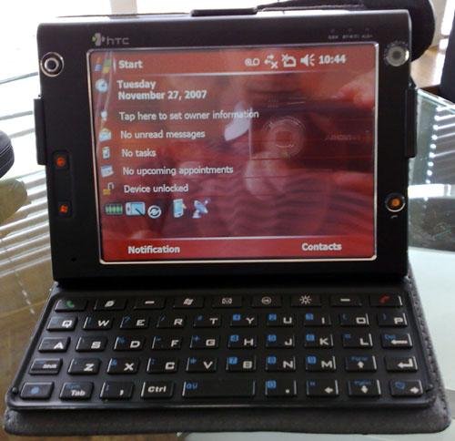 HTC Advantage: sem preço definido ainda