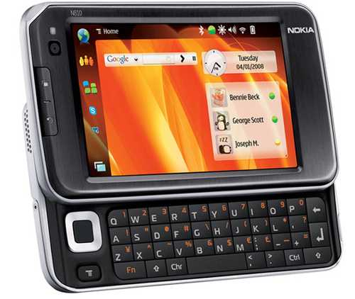 N810 com Wi-Max
