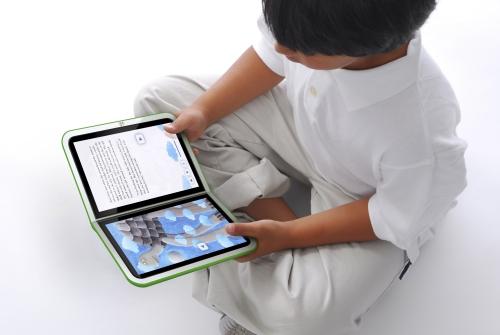 O XO-2 também será um leitor de e-books