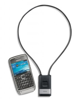 HS-67WL Wireless Loopset com o Nokia E71