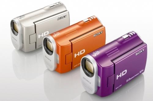 Filmadora Sony MHS-CM1
