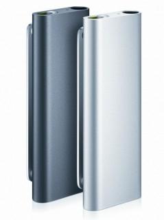Novas cores do iPod shuffle
