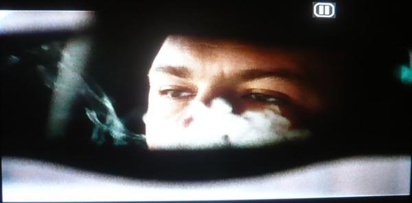 E a cara de Tony Soprano fica com menos definição.