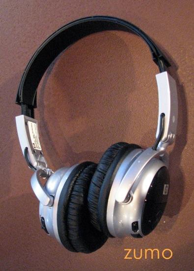Fones Bluetooth estéreo HP