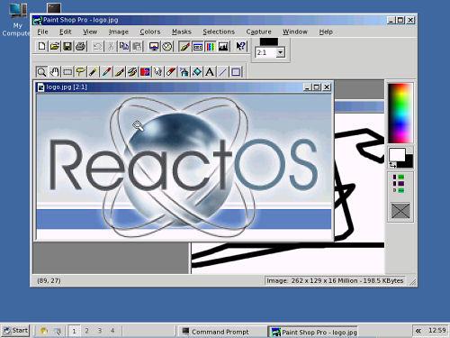 react_os